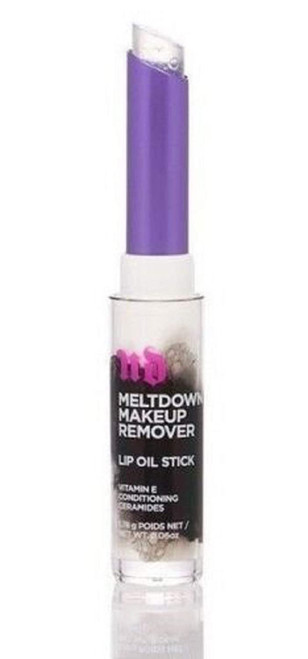 Urban Decay Meltdown Makeup Remover Lip Oil Stick FREE
