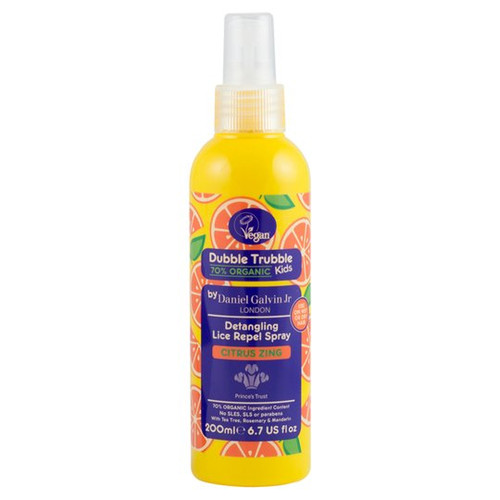 Dubble Trubble Kids Detangling Lice Repel Spray