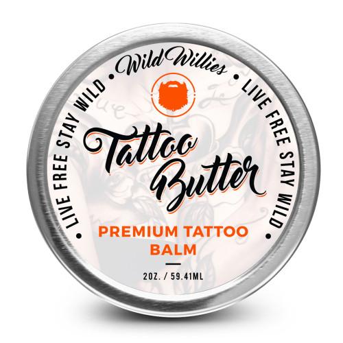 Wild Willies Tattoo Butter