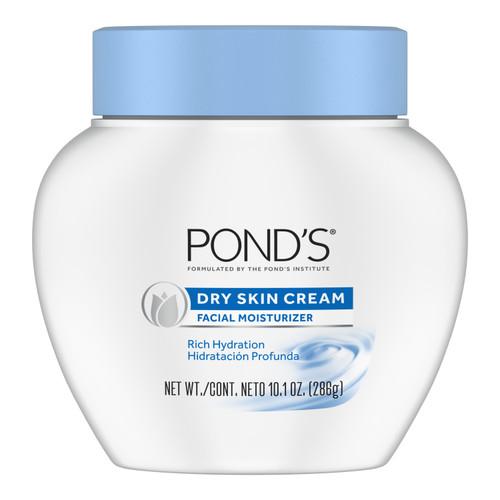 Pond's Dry Skin Cream Facial Moisturizer