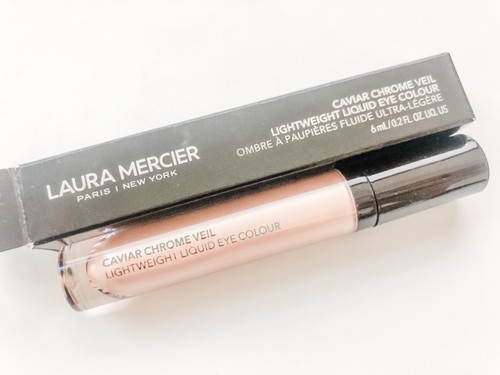 Laura Mercier Caviar Chrome Veil Lightweight Liquid Eye Color