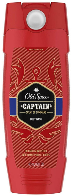 Old Spice Body Wash FREE