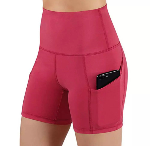 High Waisted Athletic Shorts