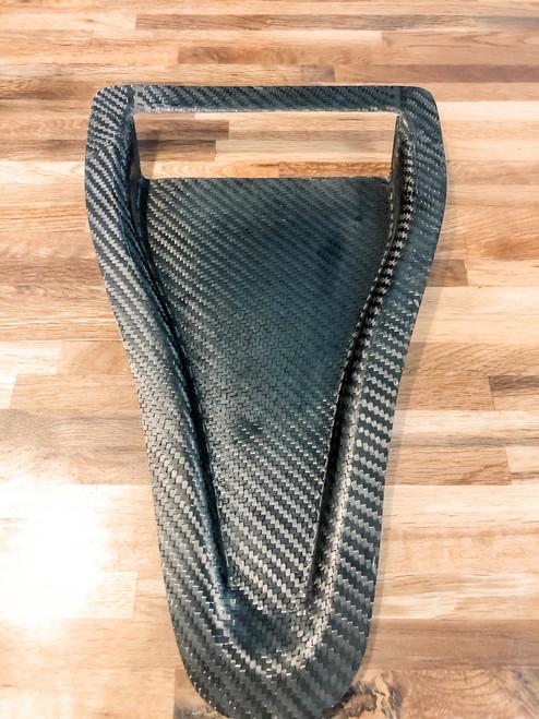 Carbon Fiber Naca Duct Inlet Universal SATIN