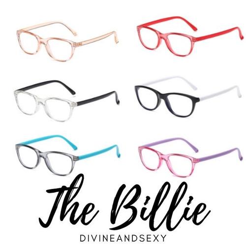 Kids Blue Light Blocking Glasses (W)