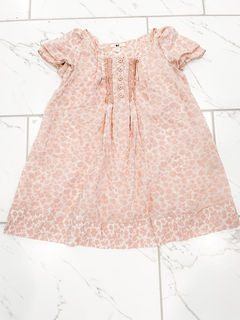 Lux Babydoll Pleated Top (W)