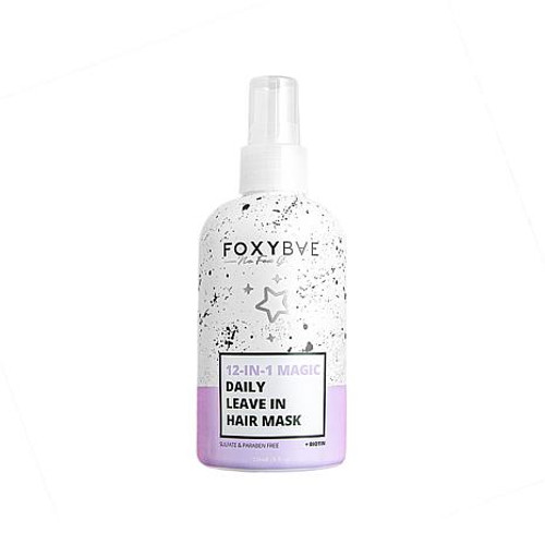 FoxyBae 12-in-1 Magic Daily Leave in Conditioner Mask
