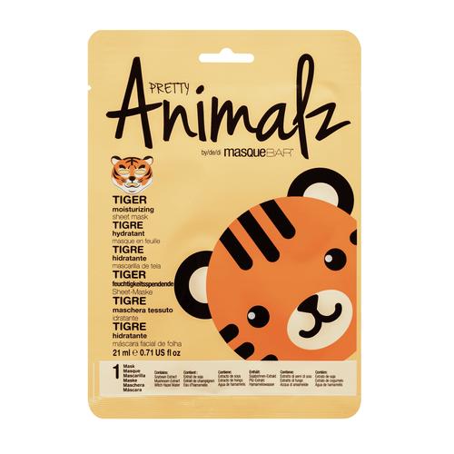Masque Bar Pretty Animalz Tiger Moisturizing Sheet Mask FREE