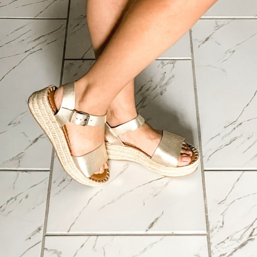 Mandi Espadrille Sandals (W)