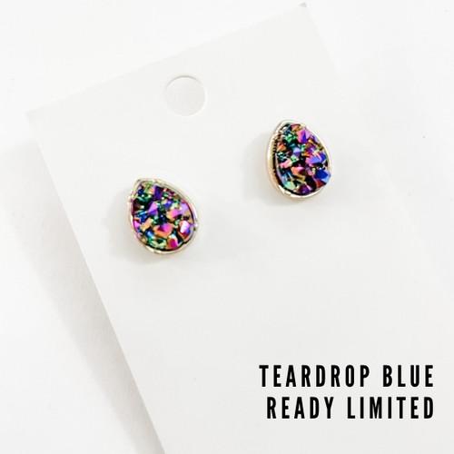 Druzy Earrings Style 2 (W)