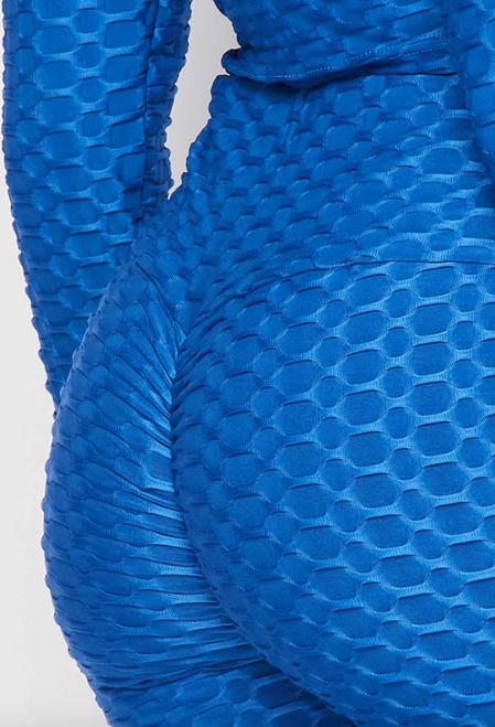 Honeycomb Leggings Plus Size