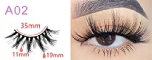 Ready Limited Vegan Strip Eyelashes (W)