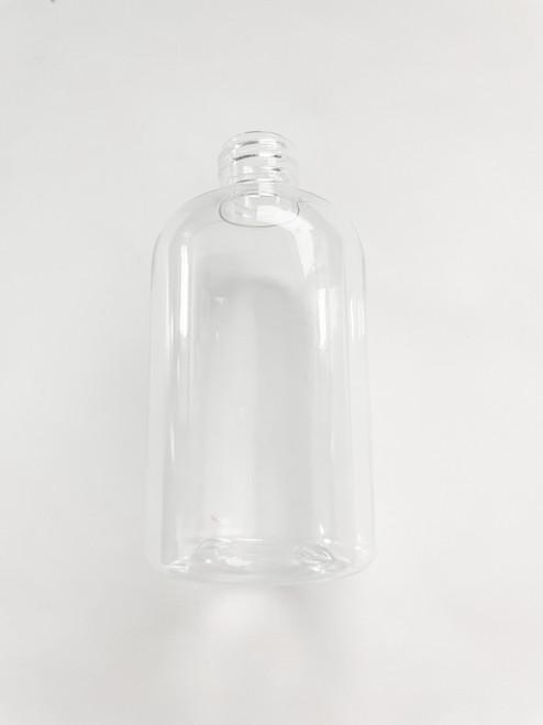 Boston Bottle 4oz Clear 20/410