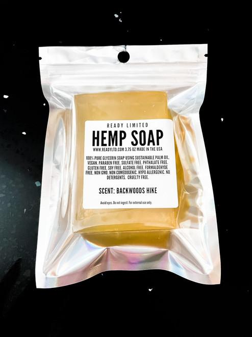 Ready Limited Hemp Soap Bar (No Label)