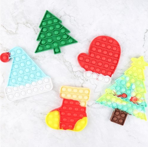 Holiday Pop Fidget Sensory and Stress Reliever (W)