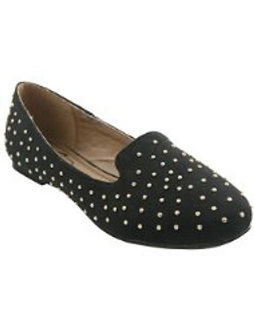 GC Shoes Hallie Studded Flat