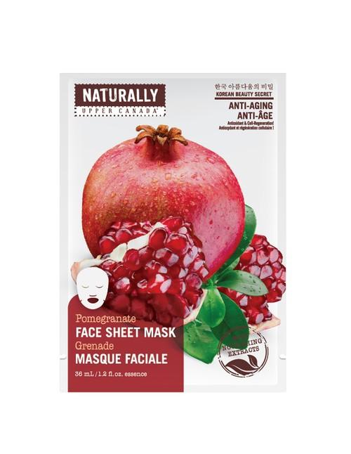 Naturally Face Sheet Mask FREE