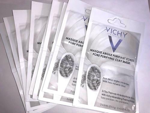 Vichy Pore Purifying Clay Mask, 2 Treatments FREE