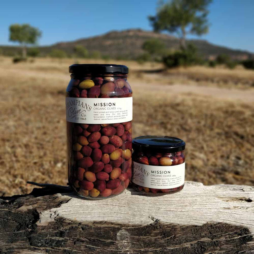 Mission Organic Olives