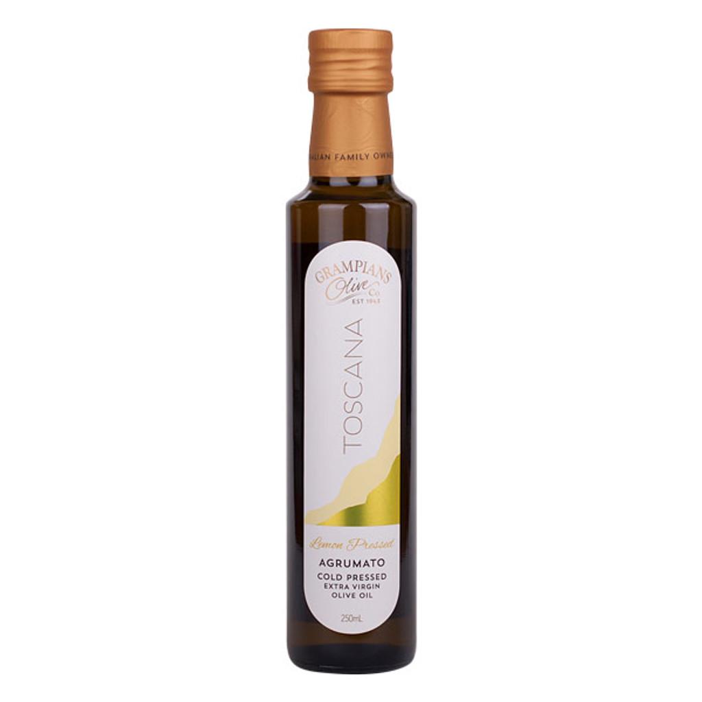 Lemon pressed agrumato Australian extra virgin olive oil