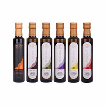 6 x 250ml olive oil and vinegar value pack