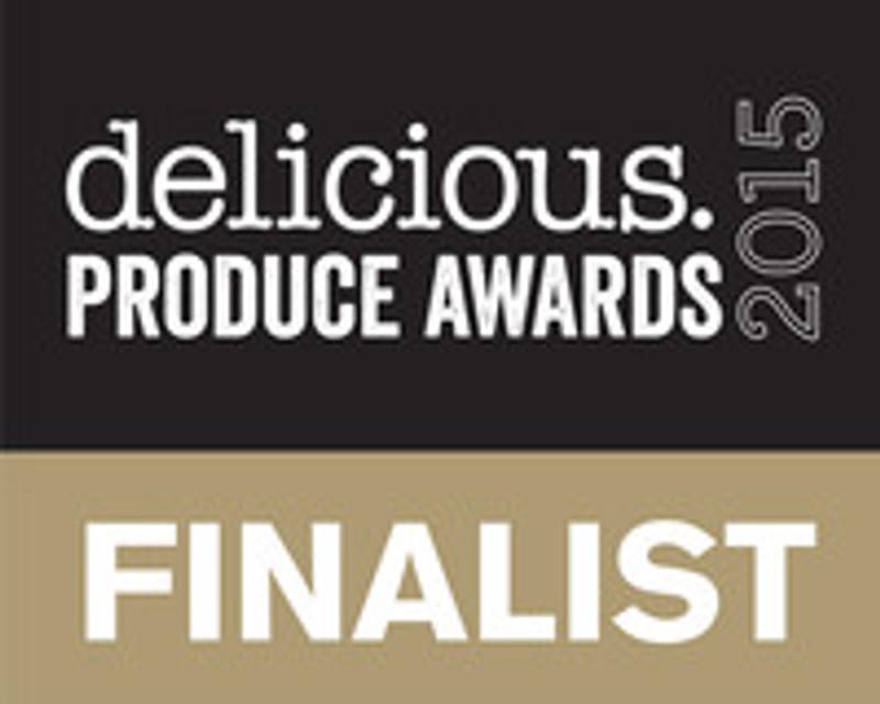 2015 delicious Produce Awards finalist