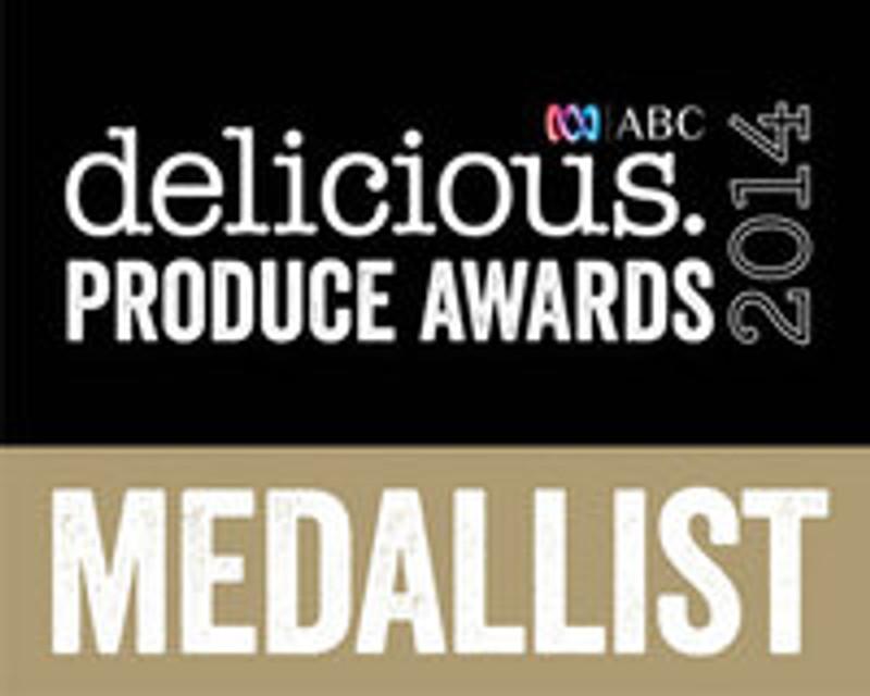 2014 Delicious Produce medallist