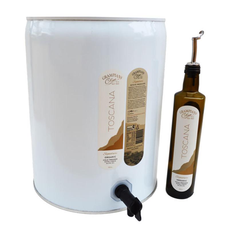 Gold Medal organic olive oil - Bulk Sizes