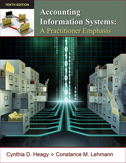 Accounting Information Systems 10e (Color Paperback)