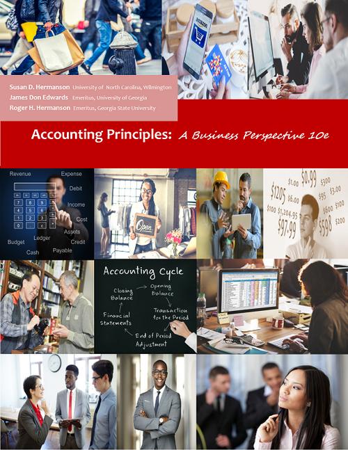 Accounting Principles (eBook)