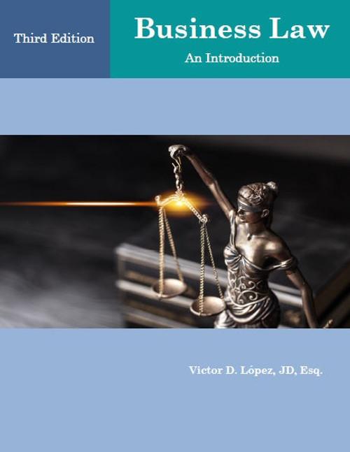 Business Law 3e (Black & White Paperback)