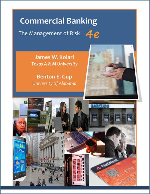 Commercial Banking 4e (Black & White Paperback)