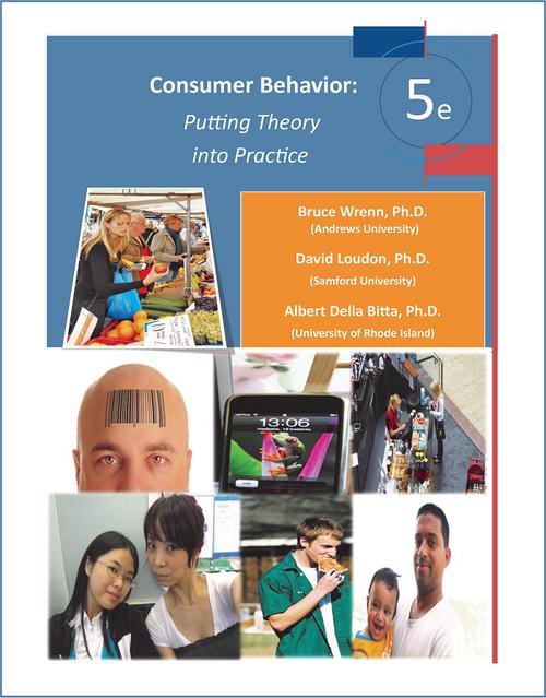 Consumer Behavior 5e (Color Paperback)