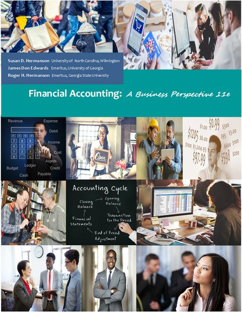 Financial Accounting 11e (Black & White Paperback)