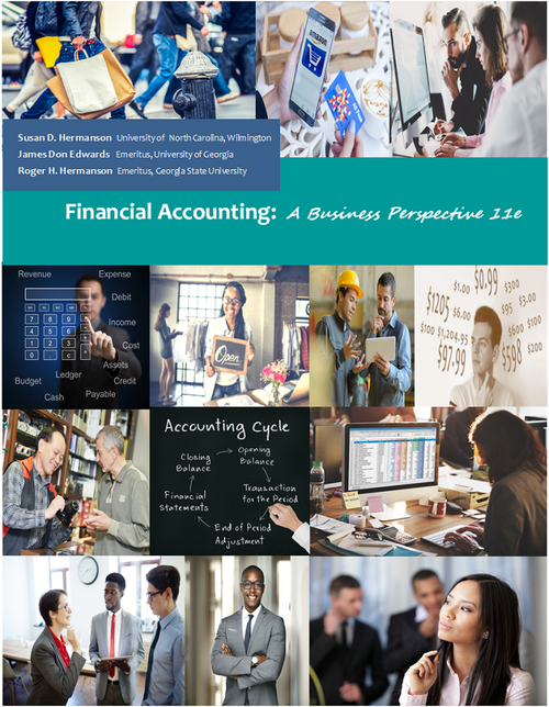 Financial Accounting 11e (Color Paperback)