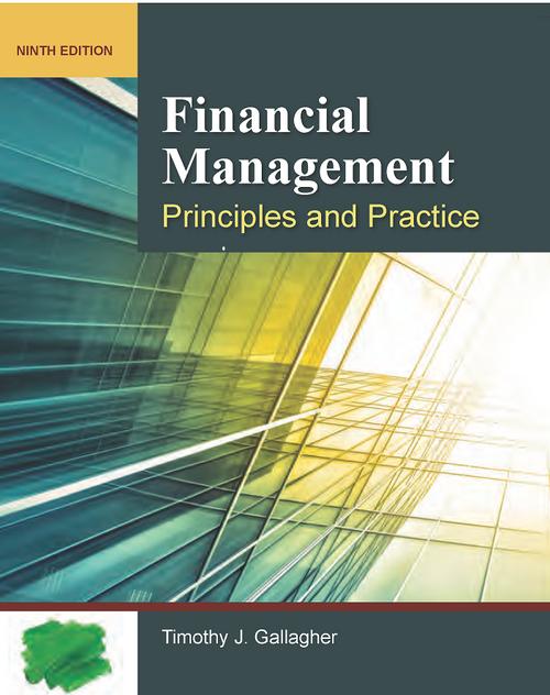 Financial Management 9e (Color Paperback)
