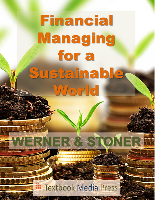 Financial Managing for a Sustainable World (Black & White Paperback)