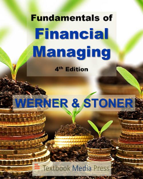Fundamentals of Financial Managing 4e(Black & White Paperback)