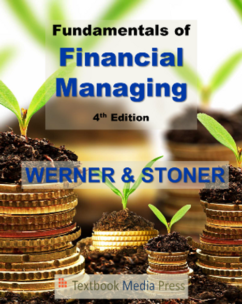 Fundamentals of Financial Managing 4e(Color Paperback)