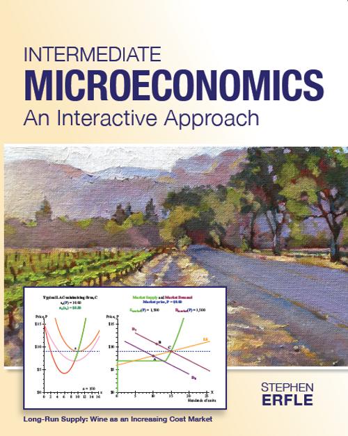 Intermediate Microeconomics (Black & White Paperback)