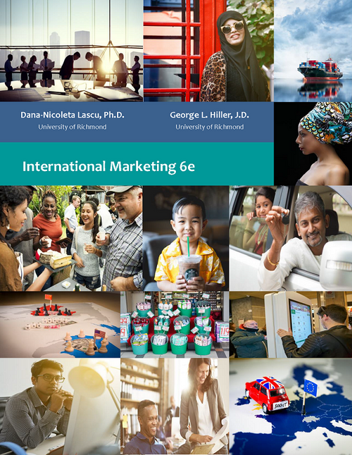 International Marketing 6e (Color Paperback)