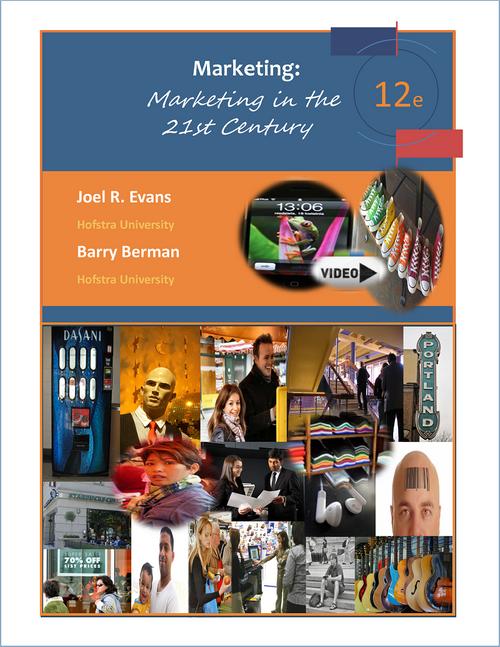 Marketing in the 21st Century 12e (Black & White Paperback)