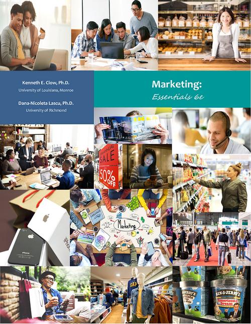 Marketing: Essentials 6e (Black & White Paperback)