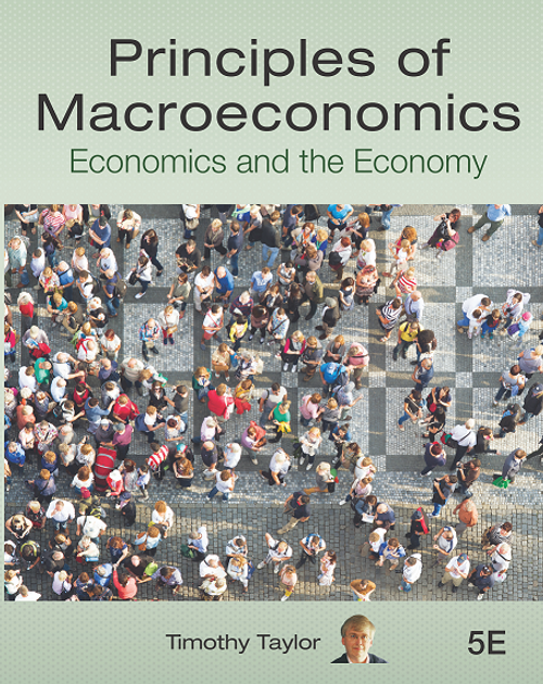 Principles of Macroeconomics 5e(Black & White Paperback)