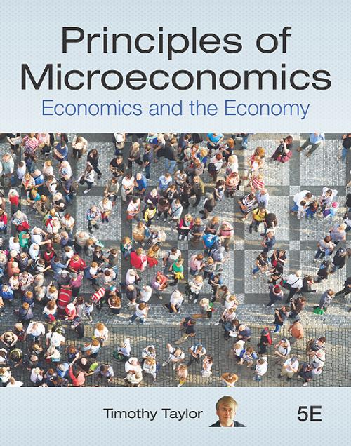 Principles of Microeconomics 5e(Black & White Loose-leaf)