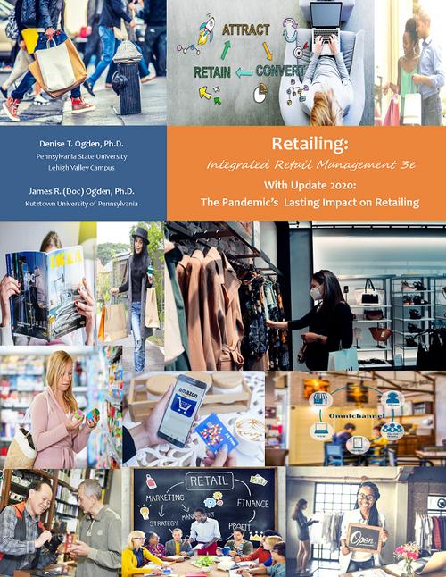 Retailing: Integrated Retail Management 3e (Color Paperback)