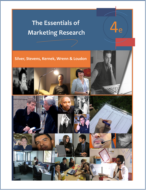 The Essentials of Marketing Research 4e (Black & White Paperback)