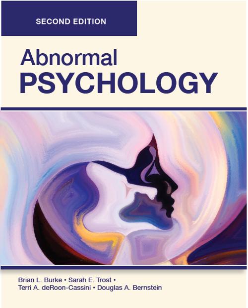 Abnormal Psychology (Black & White Paperback)