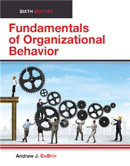 Fundamentals of Organizational Behavior (Black & White Paperback)