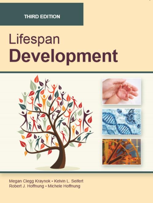 Lifespan Development 3e (Black & White Loose-leaf)